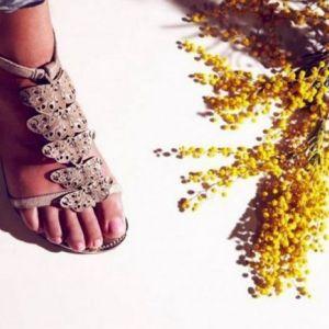 Актуальні тенденції літа 2014: босоніжки для модних ніжок