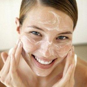 Готуємо скраб для очищення жирної шкіри