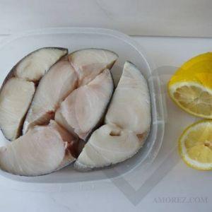 Готуємо в мікрохвильовці: риба з овочами