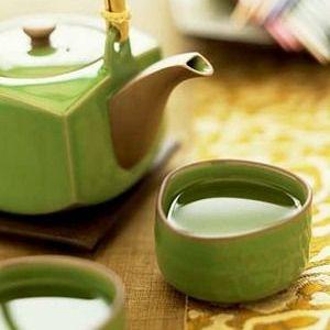 Використовуємо зелений чай для здоров`я особи