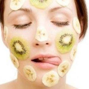 Маска з банана для обличчя: зволожуюча, живильна, омолоджує