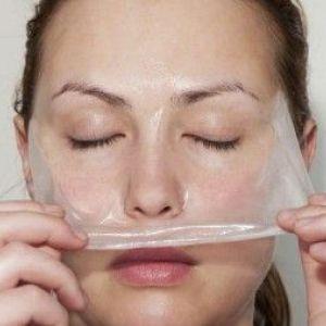 Маска з желатину для особи: рецепти для різних типів шкіри