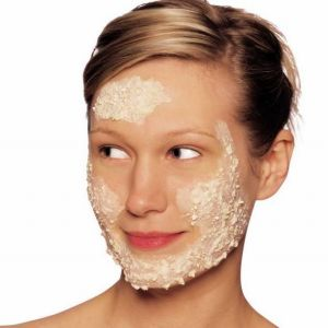 Вівсяні маски для обличчя