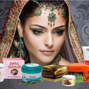 Переваги індійської косметики