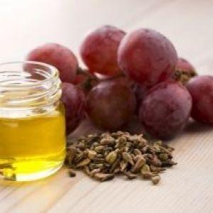 Застосування масла виноградних кісточок для особи. Краса і молодість