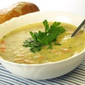 Рецепт дієтичного овочевого супу пюре. Смачно і ефективно