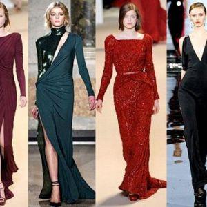 Вечірні сукні до підлоги. Модні тенденції
