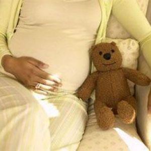 Виділення бежевого кольору на ранніх термінах вагітності
