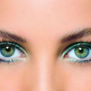 Зелені очі. Що потрібно врахувати в макіяжі?